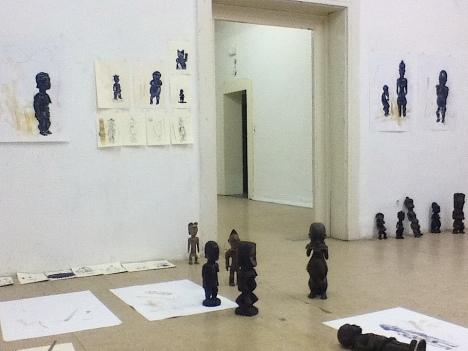 Henrik Jacob Sculpture_men_drawings_2013