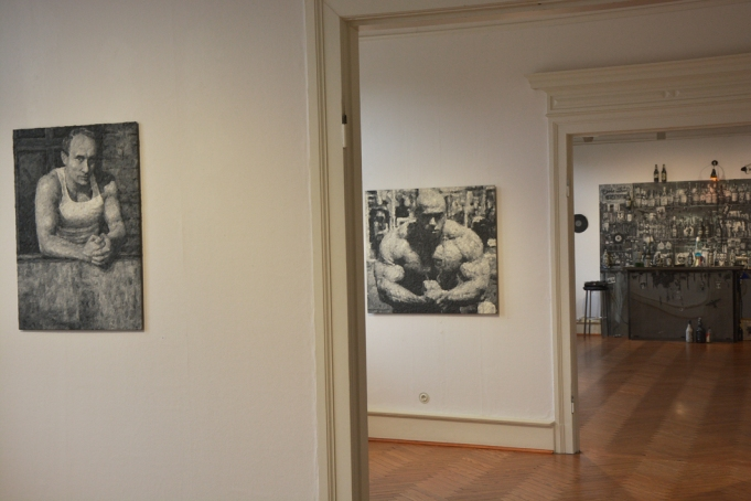 Ausstellung Glückstadt Henrik Jacob 3 Raum small