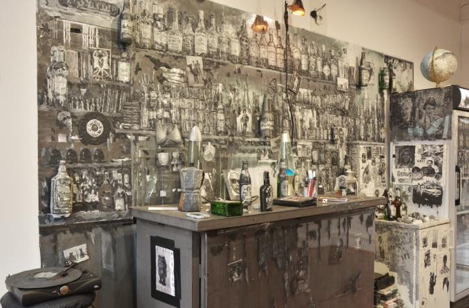 Ausstellung Glückstadt Henrik Jacob Bar Detail links small
